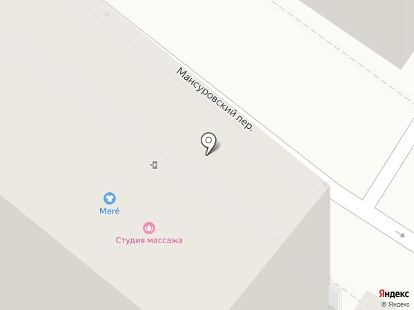 Лойер на карте Москвы