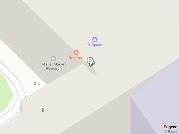 Лукуллус на карте Москвы
