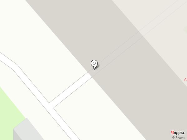 Квеструм на карте Москвы