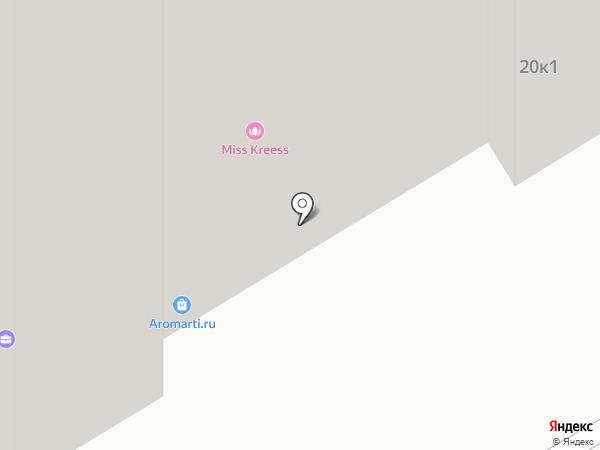 Уникум на карте Бутово
