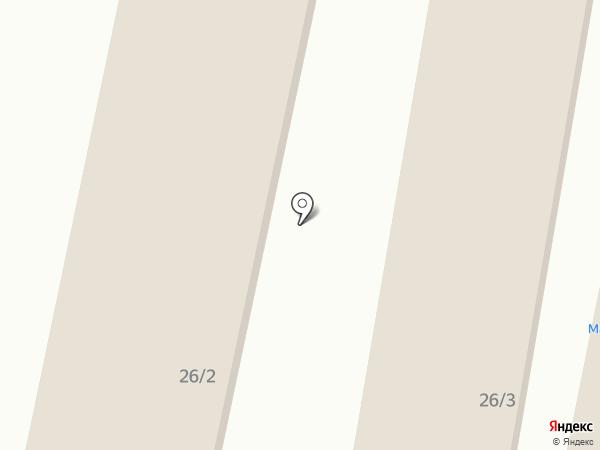 Элика на карте Тулы