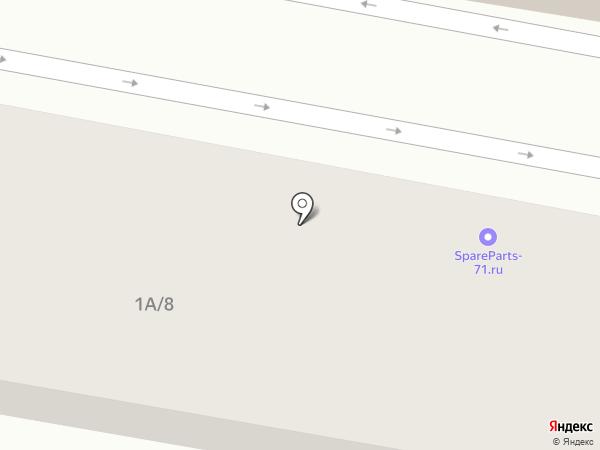 Сеть магазинов сантехнического и насосного оборудования на карте Тулы