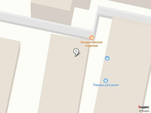 Продовольственный магазин на карте Тулы