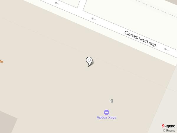 Банкомат, Банк Зенит, ПАО на карте Москвы