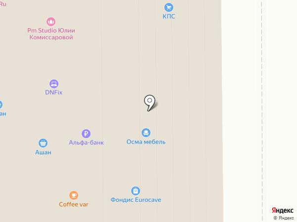 Фоткилаб на карте Москвы