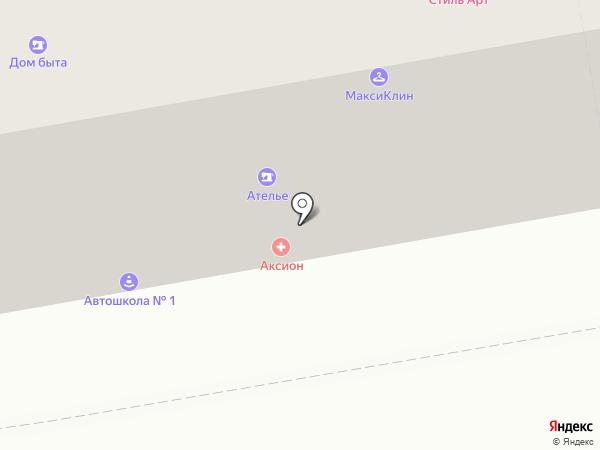 ПОРТАЛ СТРАХА на карте Москвы