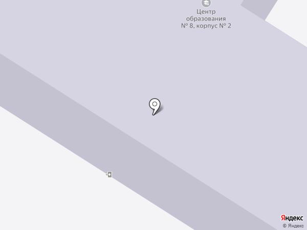 Кубистика на карте Тулы