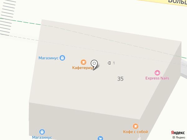 Лавка студии Артемия Лебедева на карте Москвы