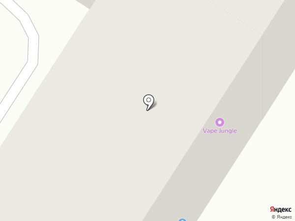 Subway на карте Тулы