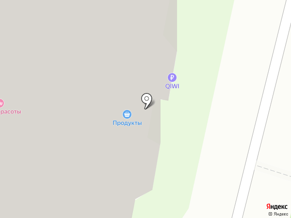 Qiwi на карте Бутово