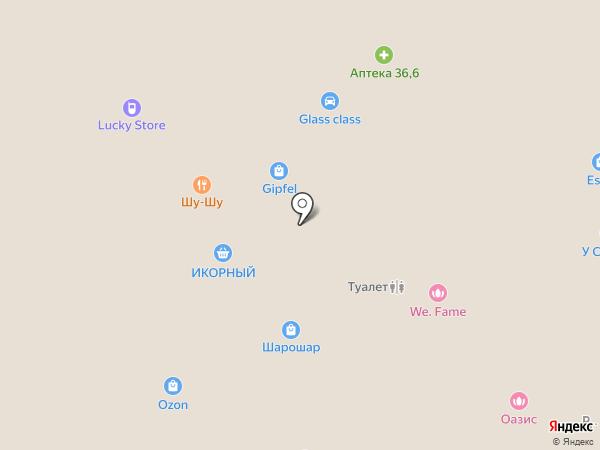 ValorWolf на карте Москвы