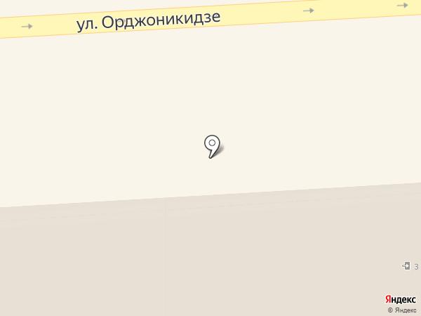 Стиларт на карте Москвы