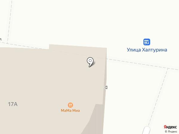Мама Mia на карте Тулы