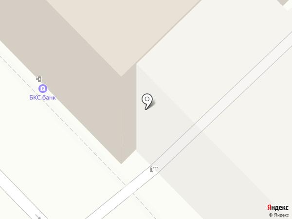 Хавас Диджитал на карте Москвы
