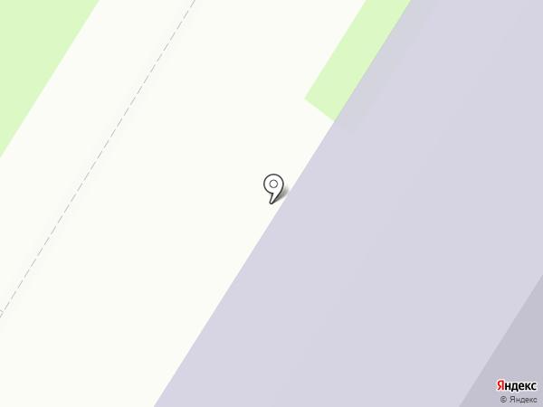 Тульский государственный университет на карте Тулы