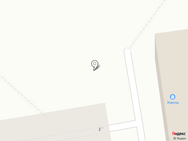 Дымоваръ Lounge на карте Тулы
