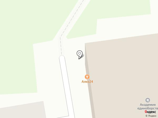Хмель на карте Тулы
