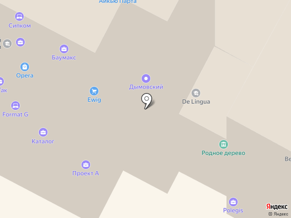 Парижские интерьеры на карте Москвы