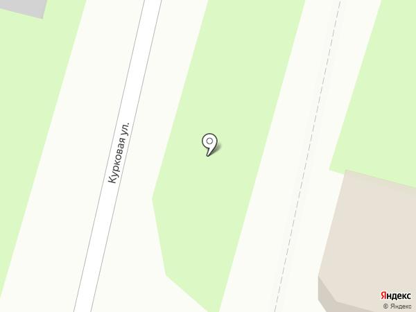 Магазин овощей на карте Тулы