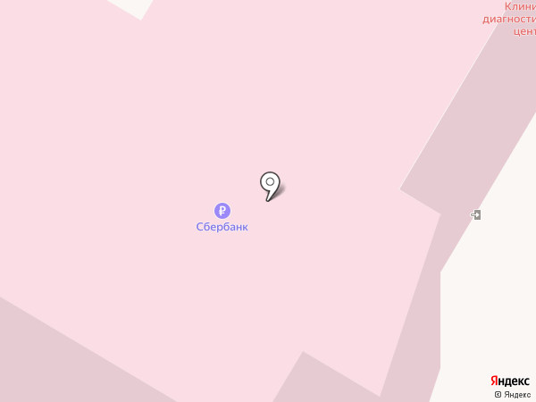 Юнимед на карте Тулы