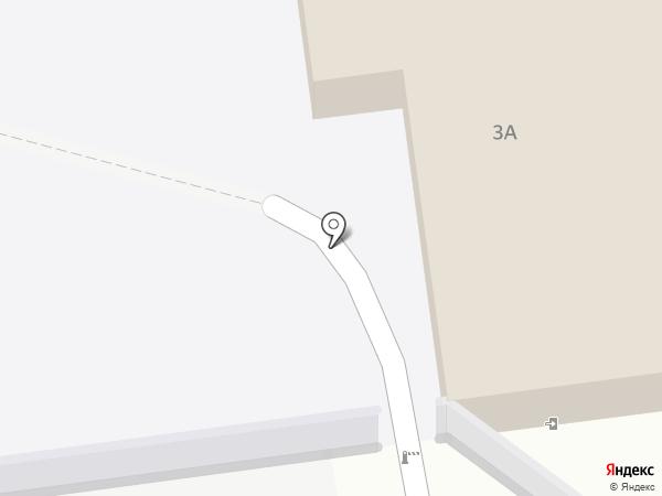 Автополюс 71 на карте Тулы