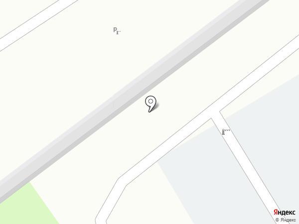 Миралт на карте Москвы