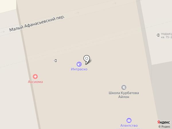 GDO telecom на карте Москвы