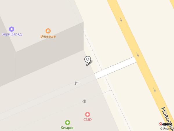 КулинариУм на карте Москвы