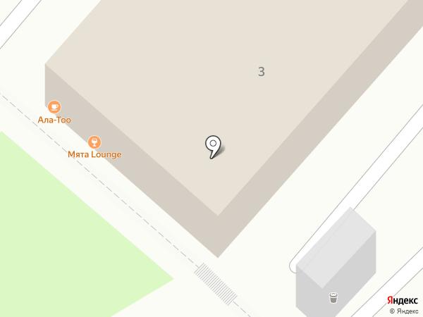 У Биджо на карте Москвы