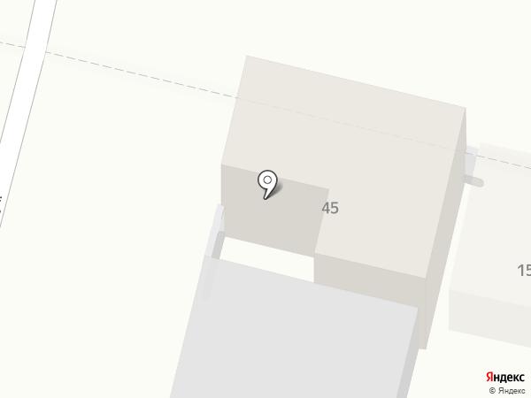 Виокам на карте Тулы