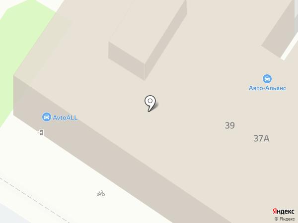 ПродАвто на карте Тулы