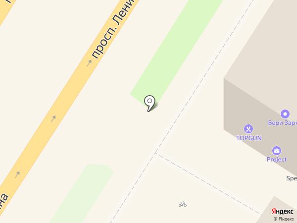 TOPGUN на карте Тулы