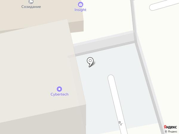 Starlingbox на карте Москвы