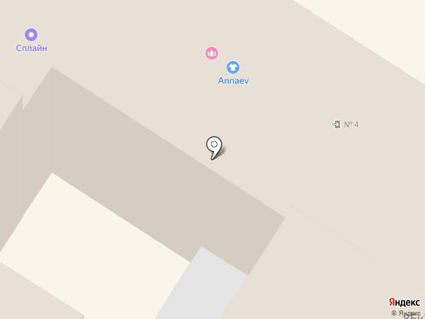 ГрандПицца на карте Тулы