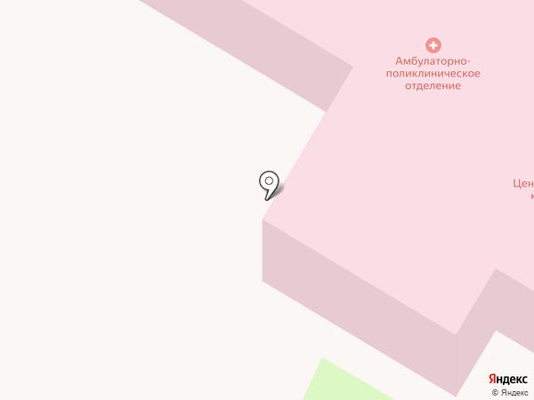 Тульская городская клиническая больница скорой медицинской помощи им. Д.Я. Ваныкина на карте Тулы