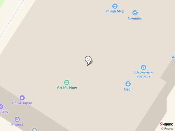 Stechkin на карте Тулы