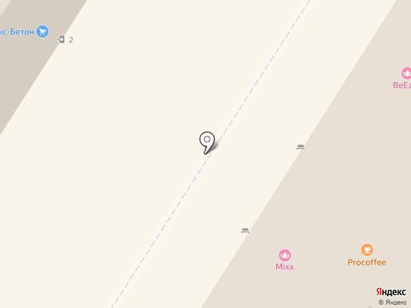 Клешня-тульская раковарня №1 на карте Тулы