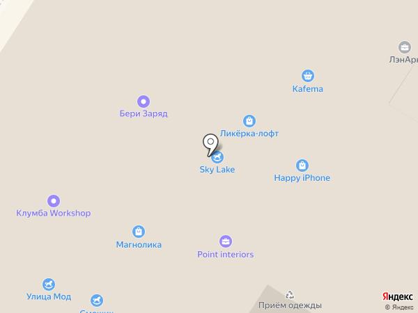 Олдбой на карте Тулы