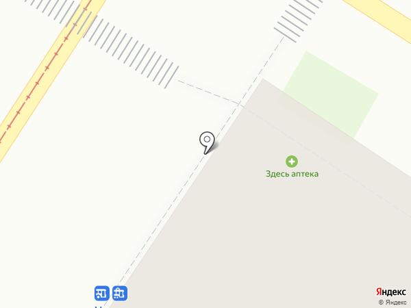 Здесь аптека на карте Тулы