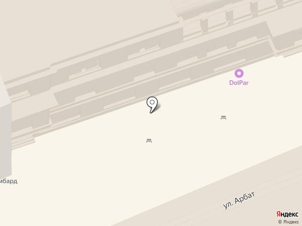 Магазин антиквариата на карте Москвы