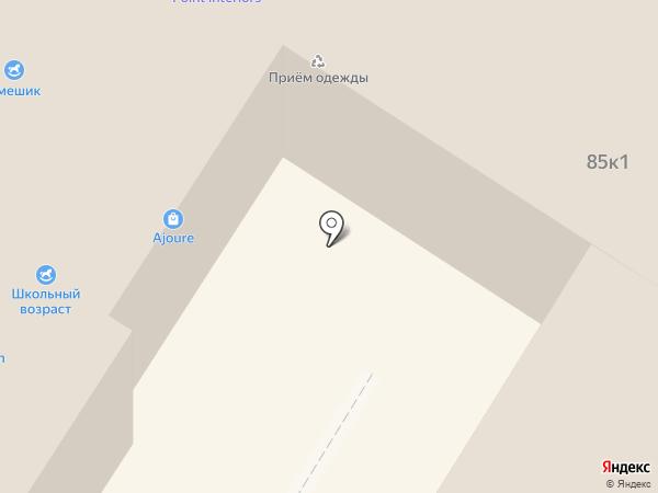 NiceHostel на карте Тулы