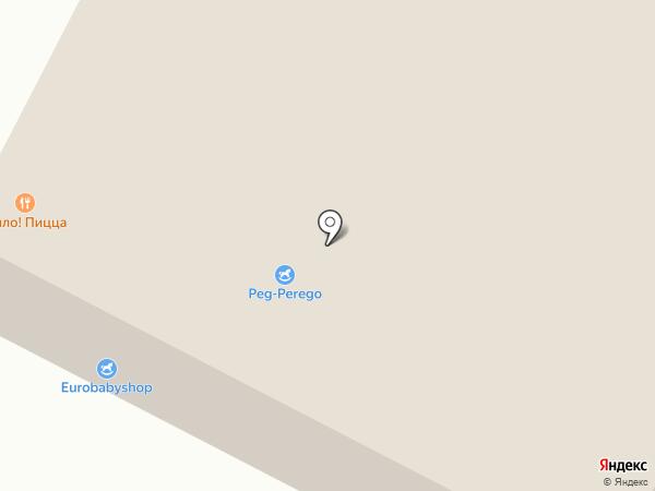 Cam на карте Москвы