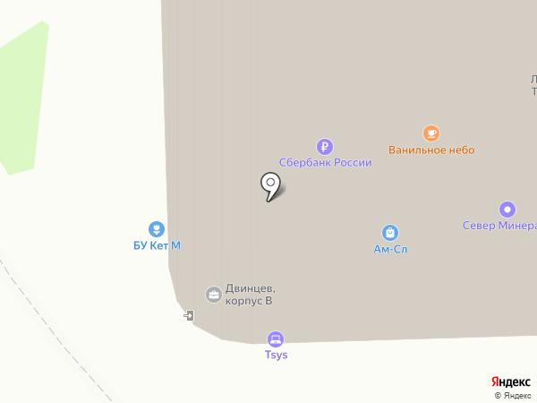 Extron Electronics на карте Москвы
