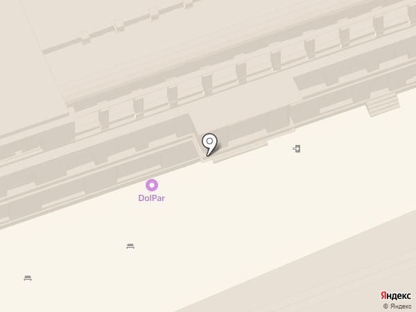 ByBro на карте Москвы