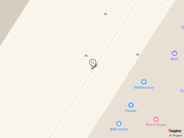 Терраса на карте Тулы