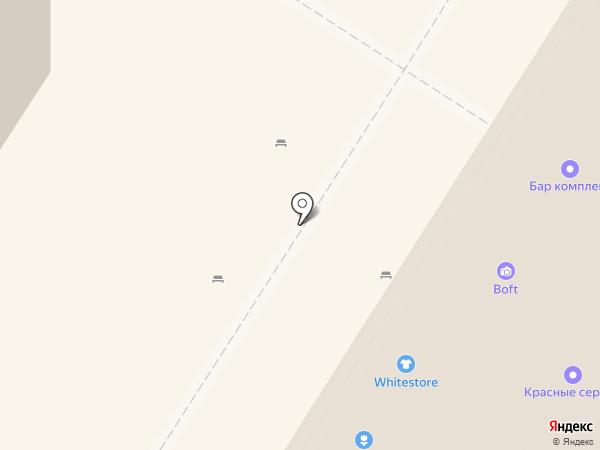 Nежность на карте Тулы
