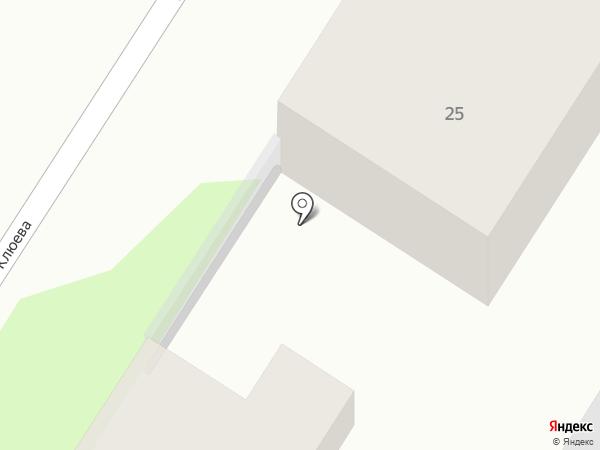 Объектив Авто Окда на карте Тулы