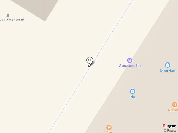Жижа на карте Тулы