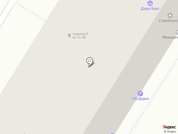 Твой Ход на карте Тулы