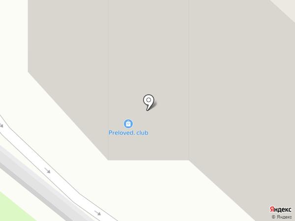Rackette Catering на карте Москвы